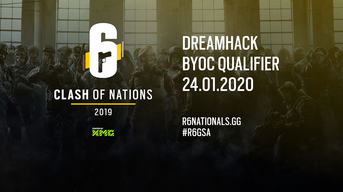 DreamHack BYOC Qualifier